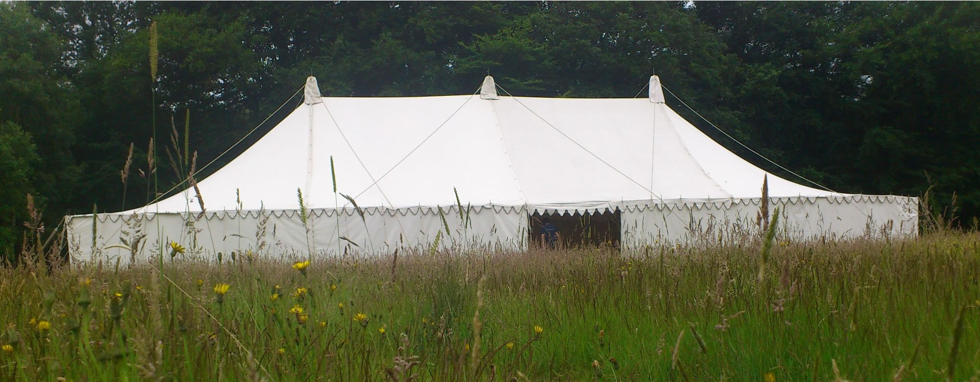 Traditional And Vintage Tent And Marquee Hire For Weddings