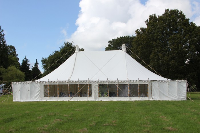 slider-traditional-3 & Traditional Canvas Pole tent and marquee hire for parties ...